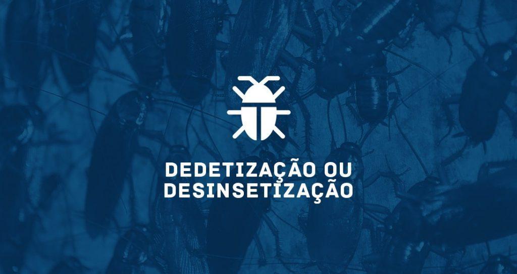 imagem representa o ícone de dedetização clicavel