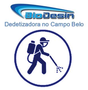 Ícone Dedetizadora No Campo Belo