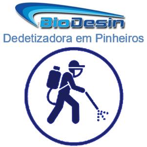 Dedetizadora em Pinheiros