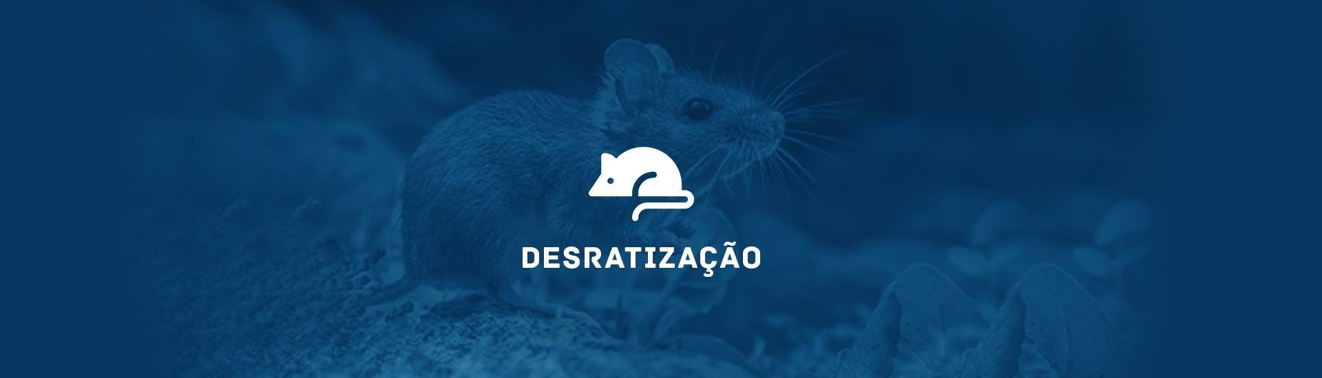 Desratização em São Paulo
